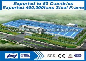 China Reusable Multi Story Prefabricated Steel Structures Steel Frame Buildings on sale