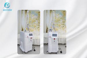 China RF Tube CO2 Fractional Laser Machine / Skin Rejuvenation Laser Machine on sale