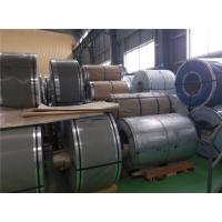 2B NO.1 Surface 304 Stainless Steel Coil SUS430 / Prime Cold Rolled Steel Coils