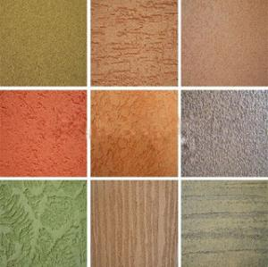 ... Quality Waterproofing Concrete Interior Wall Stucco / Exterior Stucco  Paint , Cement Based For Sale