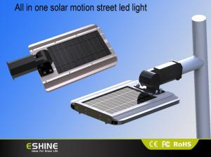 China 100W Reasonable Outdoor Solar Motion Sensor / LED Street Light on sale