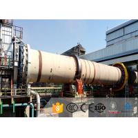 Mining Lime Cement Production Line Lime Calcination Plant With Vertical Preheater