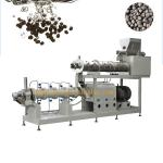 High quality floating fish feed pellet extruder machinery automatic production line