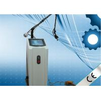 40W Co2 Fractional Laser Machine 10600nm For Stretch Marks Removal