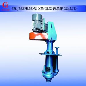 China XinguoPump Wear-resistant Vertical Slurry Pump on sale