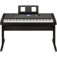 Yamaha DGX-650 - Portable Grand Digital Piano (Black)
