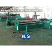 High Corrosion Resistance Gabion Machine For Galfan Wire Gabion Box Making