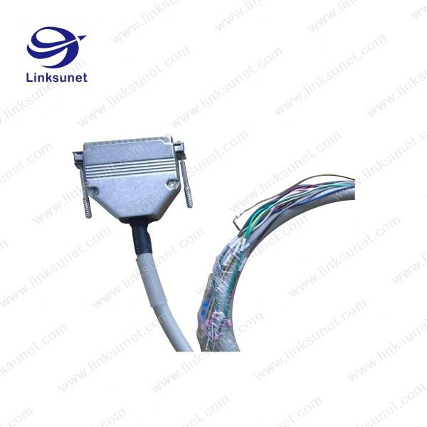 ul94-v0 09563005604 soldering pa6 gray wiring harness harting 44pin add  multi-core composite wire for sale – soldering wiring harness manufacturer  from china (107644524).  waterproof connector and wire harness