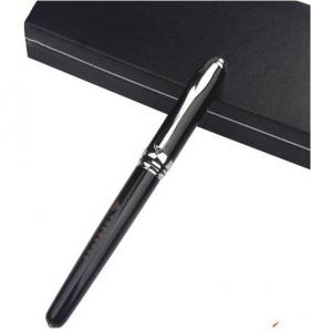 China Ballpoint Promotional roller pen customized logo luxury gift set metal gift pen on sale