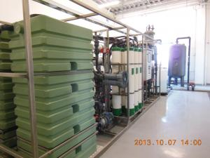 China ISO Reverse Osmosis Water Treatment Plant  / RO  water filtration system 0.5 - 20Ton/h on sale