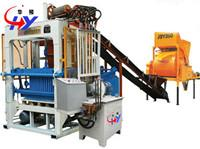 China HY-QT4-25 manual brick making machine on sale