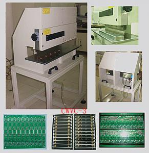 China wholesaler pcb cutting machine made in dongguan China on sale