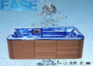 Quality Long Rectangle Acrylic Whirlpool Massage Swimming Outdoor Bathtubs, 4000 * 2250 for sale