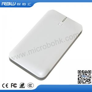 China CE approved 4 LED indicators rechargeable portable power bank charger on sale