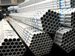 China Thin Wall Galvanized Steel Tube wholesale