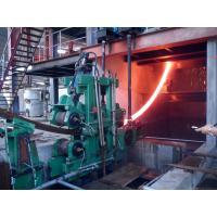 China R8M 5S Continuous Cast Billets , Automatic Straight Ladle Turret on sale