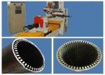 O CNC controla a rede de arame de 0.75MM que faz a fundição de aço da máquina Lathe o material