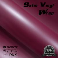 Satin Pink Vinyl Wrap Film - Satin Pink