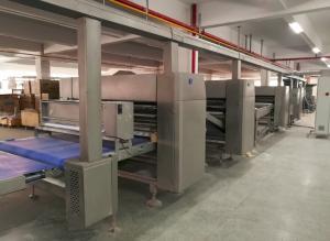 China Industrial Pita Bread Production Line, Pita Making Machine for 15 Cm Diameter Pita on sale