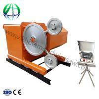 China High performance Kanghua diamond wire saw quarry stone machine Hot sale wire saw machine for stone cutting on sale