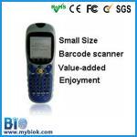 Mini terminal tenu dans la main de position pour le scanner Bio-BH05 de code barres