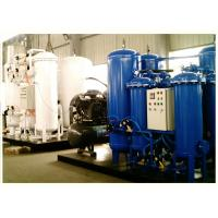 Oxygen Gas Filling Plant Air Separation Equipment With Zeolite Molecular Sieves