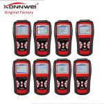 AD510 Enhanced Obd2 Diagnostic Code Reader Kw830 2.8 Inches Big TFT Color Screen