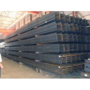 Quality Hot Rolled 10, 12, 14, 16, 18, 20A, 20B, 24A, 24B I Beam of Long Mild Steel Products for sale