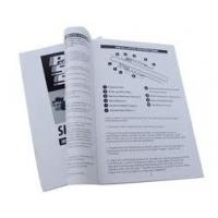 OEM custom UV coated catalogue offset Colorful Booklet Printing with pearl art paper
