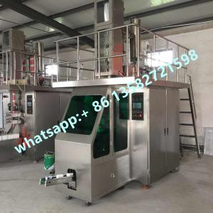 China manufacturer of aseptic packaging material, chapter,China paper brick pack aseptic packaging machine on sale
