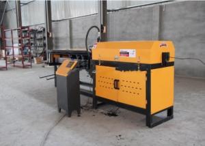 China GW60 Small Cnc Wire Bending Machine , PLC Control GW70 Iron Bar Bending Machine on sale