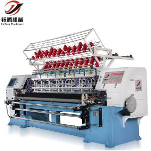 China industrial lock stitch quilting machine on sale
