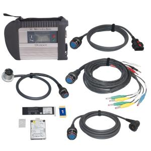 China MB SD Connect Compact 4 Star Diagnosis 2013.07 With WiFi on sale