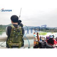 5W Manpack COFDM Transmitter RF Long Range Video Transmitter 37dBm