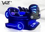 360 Degree Immersive Virtual Reality Motion Chair 6 Seats 9D VR Cinema