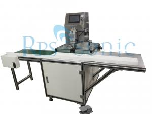 China Rotary Ultrasonic  Welding Machine High Efficiency Continues  Filter Sealing on sale