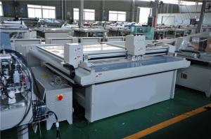 China Die Cutting Machine , Corrugated Box Making Machine Data Transmission 10MB/S on sale