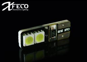 China CANBUS T10 194 Led Bulbs Replace bulb T10 W5W Led Light Bulbs 5050 SMD X 4LEDs on sale