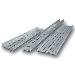 China Flexible customized size chemical resistance SS304, SS316, Aluminium perforated cable tray on sale