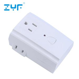 China Simple Setup Wireless Remote Control Outlet , Electrical Light Switch For Indoor Appliance on sale