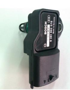 China Dongfeng Renualt Dci11 Intake Air Pressure Sensor Bosch 0281002576 D5010437653 on sale