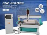 Well Compatibility CNC Router Wood Carving Machine Smooth And Clear Operation