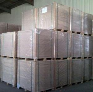 China grey back coated duplex boards on sale