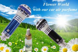 China Eco-friendly car air purfume with negative ions to purifying car air ,remove smoke in car on sale
