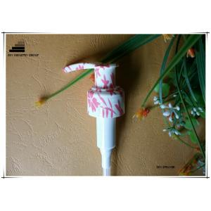 China Silk screen printed Trigger Pump Sprayer shampoo soap dispenser pump tops on sale