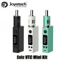 Authentic Joyetech Evic VTC Mini Full Kit Firmware Upgradeable V3.0 VW 1-75W Temprature Control Box Mod