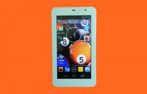 China 3G Calling Function Android Phone Tablets , GPS & AGPS FM 6.5 Inch Tablet PC on sale
