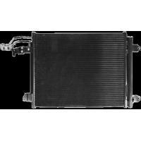 1KD820411C Car Air Conditioning Custom Condenser For 2010 SKODA