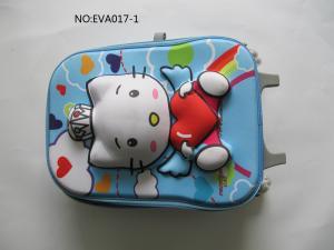 China EVA trolley bag for kid on sale