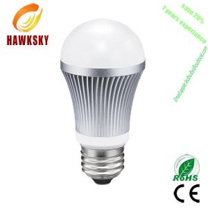 China 3 years warranty e27 5w led bulb lights  plant on sale